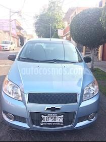 Chevrolet Aveo LTZ usado (2012) color Azul precio $95,500