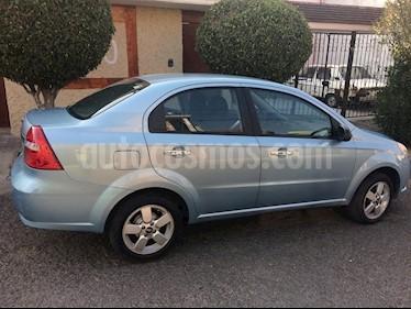 Foto venta Auto Seminuevo Chevrolet Aveo LTZ (2012) color Azul precio $95,500