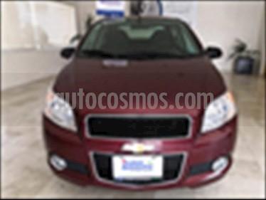 Foto venta Auto usado Chevrolet Aveo LTZ (2016) color Rojo precio $130,000