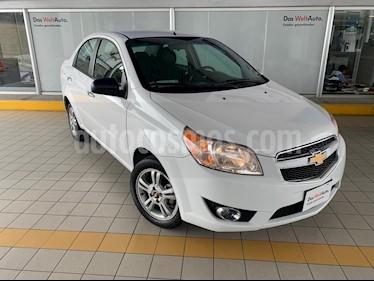 Foto Chevrolet Aveo LTZ usado (2017) color Blanco precio $164,900