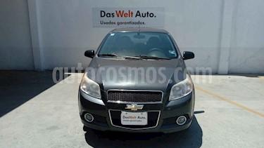 Foto venta Auto usado Chevrolet Aveo LTZ (2013) color Gris precio $105,000