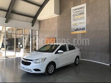 Foto Chevrolet Aveo LS Aa usado (2018) color Blanco precio $159,000
