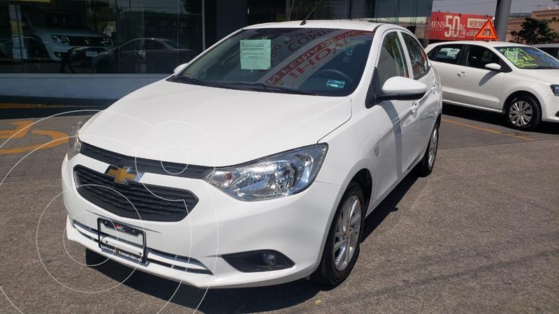 Foto Chevrolet Aveo LT (Nuevo) usado (2020) color Blanco precio $205,000