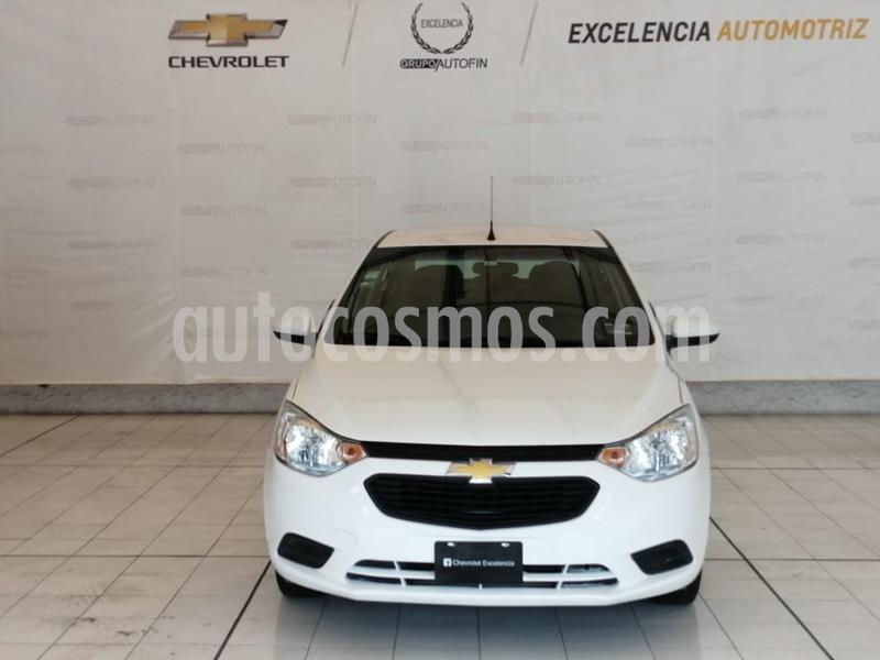 Chevrolet Aveo LS Aa Radio y Bolsas de Aire Aut (Nuevo) usado (2020) color Blanco precio $198,000