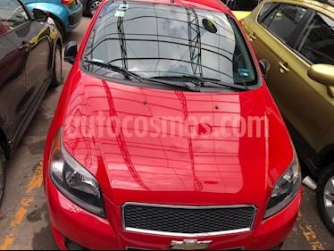 Foto Chevrolet Aveo LS usado (2013) color Rojo precio $95,000