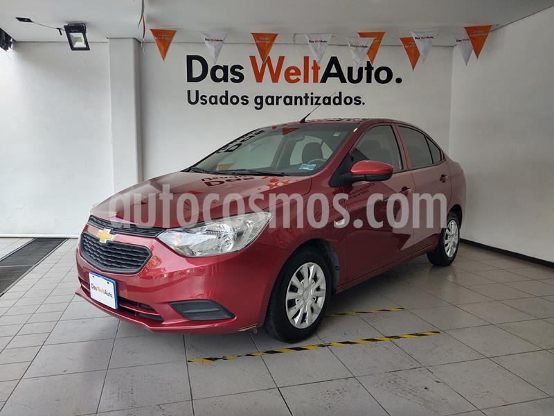 Chevrolet Aveo LS (Nuevo) usado (2019) color Rojo precio $170,000