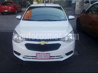 Foto Chevrolet Aveo Paq C usado (2019) color Blanco precio $169,000