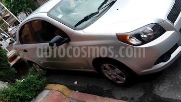 Chevrolet Aveo LS Aa radio (Nuevo) usado (2016) color Plata precio $105,000