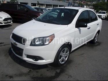 Foto Chevrolet Aveo LT Aut usado (2016) color Blanco precio $128,000