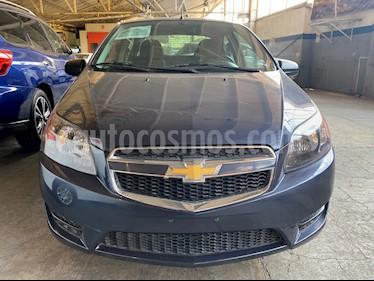 Chevrolet Aveo LS Aa Radio Aut (Nuevo) usado (2019) color Azul precio $138,900