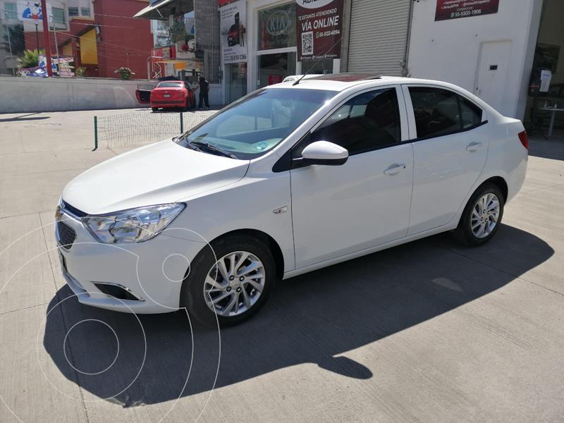 Foto Chevrolet Aveo LTZ (Nuevo) usado (2020) color Blanco financiado en mensualidades(enganche $64,812 mensualidades desde $4,953)
