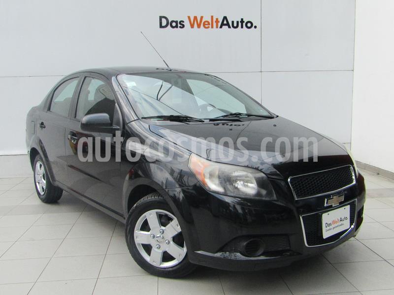 Chevrolet Aveo LS Aut usado (2014) color Negro Grafito precio $85,000