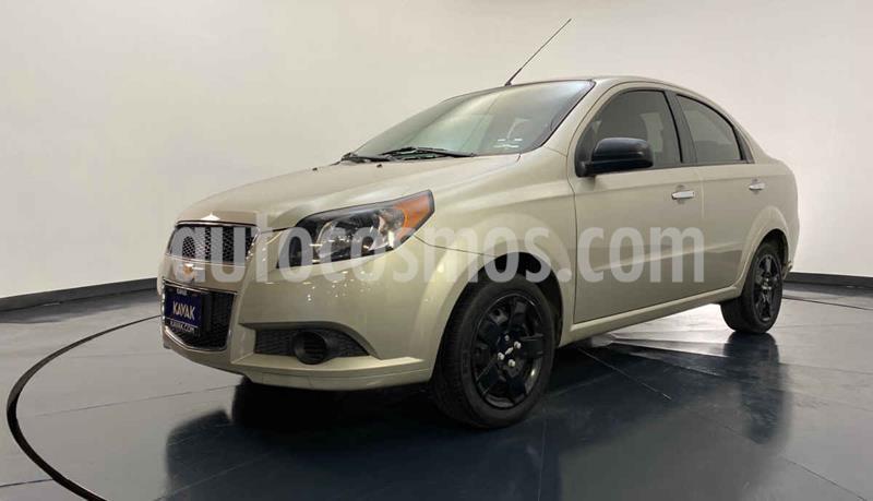 Chevrolet Aveo LT Aut usado (2016) color Dorado precio $134,999