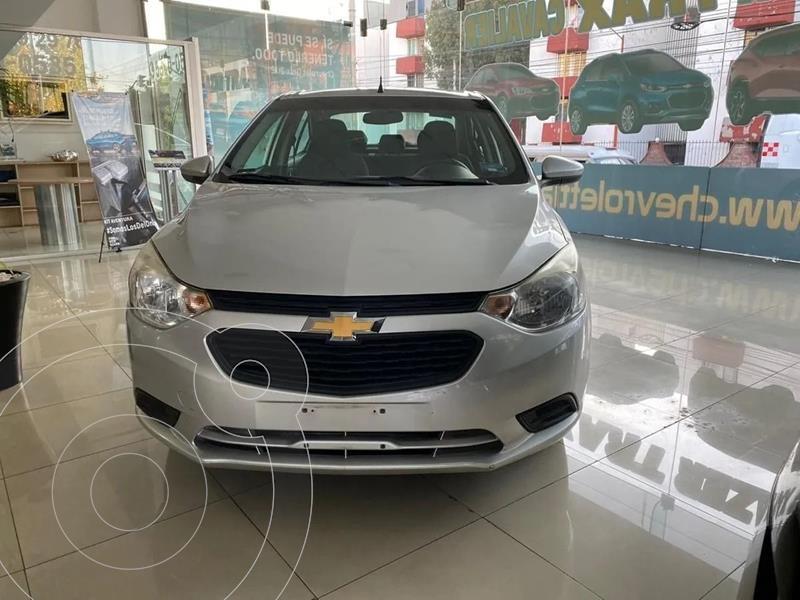 Foto Chevrolet Aveo LS Aa usado (2018) color Plata Dorado precio $137,500