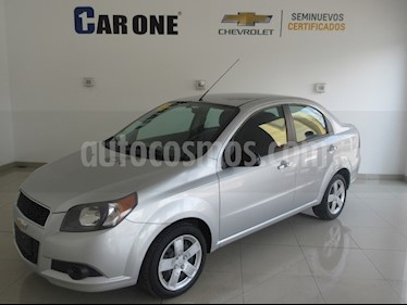 foto Chevrolet Aveo LS Aa usado (2016) color Plata precio $136,900