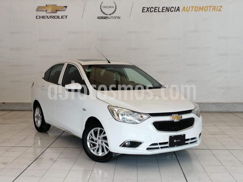 Chevrolet Aveo LTZ usado (2019) color Blanco precio $199,000