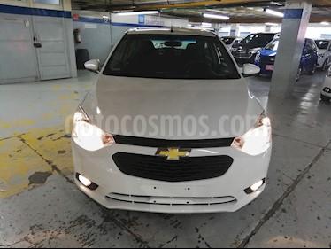 Chevrolet Aveo LT Aut (Nuevo) usado (2020) color Blanco precio $196,500