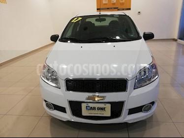 Chevrolet Aveo LT Bolsas de Aire y ABS (Nuevo) usado (2017) color Blanco precio $165,000