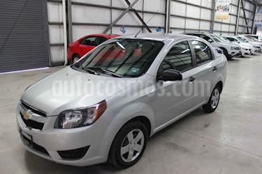 Chevrolet Aveo 4p LT L4/1.5 Aut usado (2018) color Gris precio $149,900