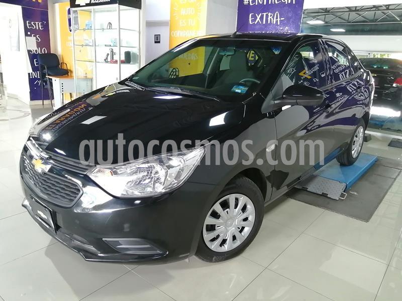 Chevrolet Aveo LS usado (2019) color Negro precio $183,000
