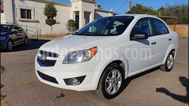 Chevrolet Aveo LTZ Aut usado (2018) color Blanco precio $129,800
