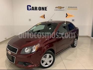 Foto Chevrolet Aveo LT usado (2017) color Rojo precio $134,900