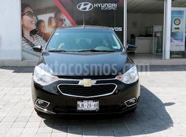 Chevrolet Aveo LTZ Aut usado (2019) color Negro precio $220,000