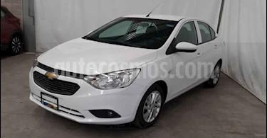 Chevrolet Aveo LT Aut usado (2019) color Blanco precio $168,900