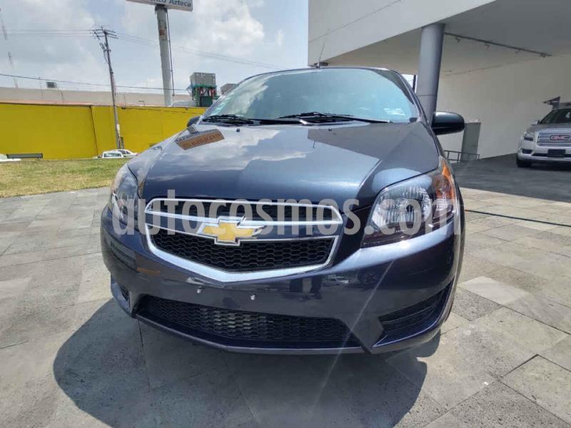 Chevrolet Aveo LT (Nuevo) usado (2018) color Azul precio $155,500