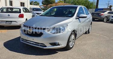 Chevrolet Aveo 4p LTZ L4/1.5 Aut usado (2018) color Plata precio $136,900