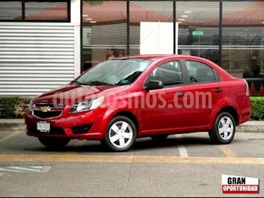 Foto Chevrolet Aveo 4p LS L4/1.6 Man usado (2018) color Rojo precio $149,000