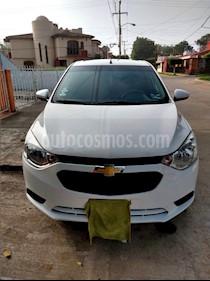 Foto Chevrolet Aveo LS (Nuevo) usado (2018) color Blanco precio $145,000