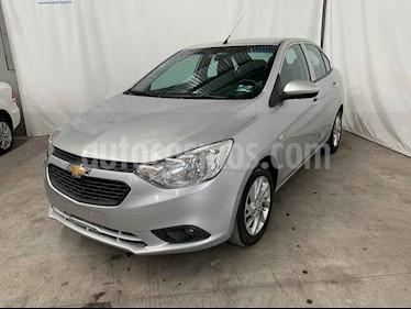 Chevrolet Aveo 4p LT L4/1.5 Aut usado (2019) color Plata precio $168,900