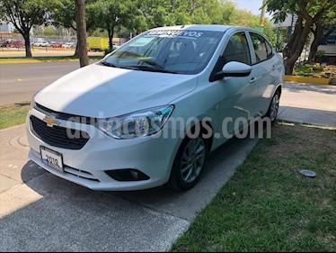 Chevrolet Aveo LT Aut usado (2019) color Blanco precio $189,000