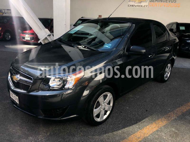 Chevrolet Aveo LT (Nuevo) usado (2017) color Plata precio $144,000