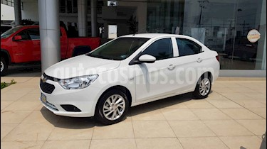 Chevrolet Aveo Paq C nuevo color Blanco precio $218,800