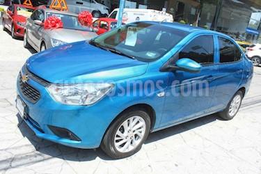 Chevrolet Aveo 4p LT L4/1.5 Aut usado (2018) color Azul precio $169,000