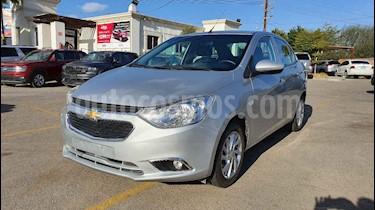 Chevrolet Aveo 4p LTZ L4/1.5 Aut usado (2018) color Plata precio $144,900
