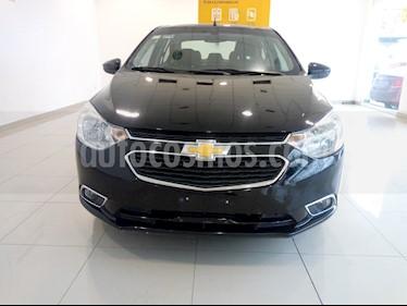 Chevrolet Aveo LTZ usado (2018) color Negro precio $180,000
