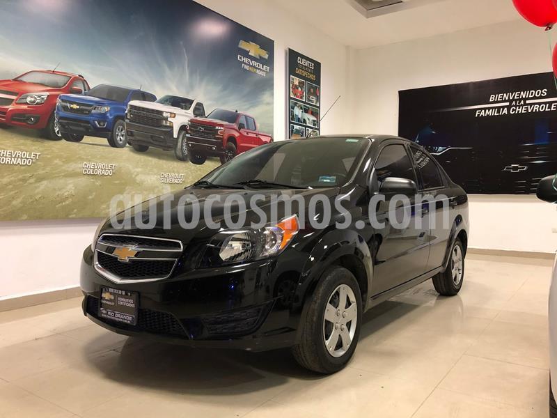 Chevrolet Aveo LS usado (2018) color Negro precio $145,000