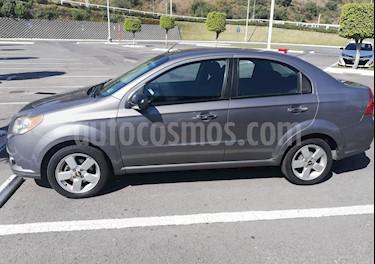 Chevrolet Aveo LTZ Bolsas de Aire y ABS Aut (Nuevo) usado (2012) color Gris precio $105,000