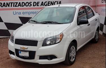 Chevrolet Aveo LS Aut usado (2016) color Blanco precio $139,000