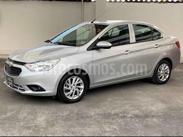 Chevrolet Aveo LT Aut usado (2019) color Plata precio $168,900