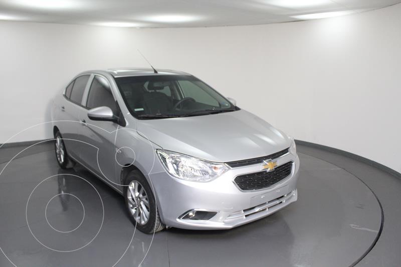 Chevrolet Aveo LTZ (Nuevo) usado (2020) color Plata precio $198,999