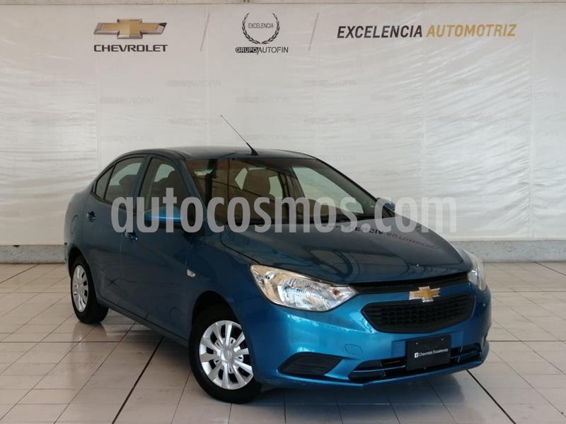 Chevrolet Aveo LS Aa Radio y Bolsas de Aire (Nuevo) usado (2018) color Azul precio $142,200
