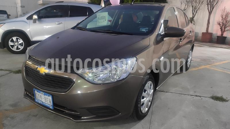 Chevrolet Aveo LS Aa Radio y Bolsas de Aire (Nuevo) usado (2020) color Bronce precio $175,400