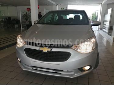 Chevrolet Aveo LT Aut usado (2019) color Plata precio $179,900