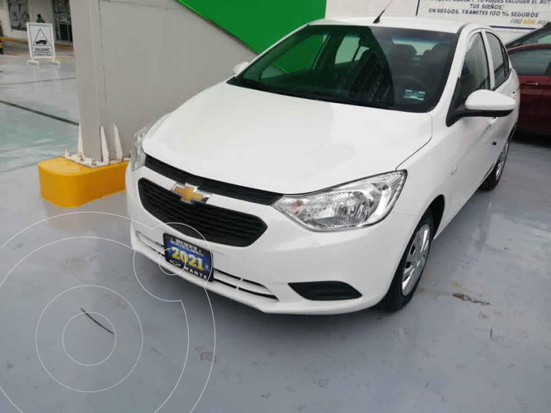 Foto OfertaChevrolet Aveo LS Aut nuevo color Blanco precio $232,900