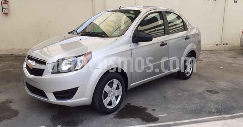 Chevrolet Aveo LS Aut usado (2018) color Plata precio $133,900