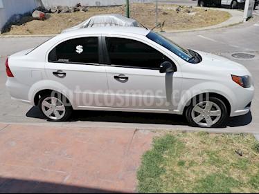Chevrolet Aveo LS Aa Radio y Bolsas de Aire (Nuevo) usado (2013) color Blanco precio $91,000
